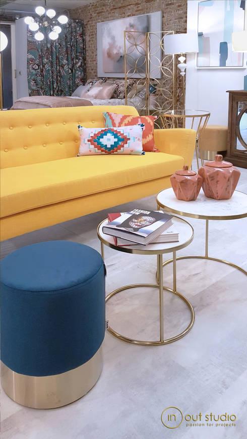 Proyecto THE LOFT: Hogar de estilo  de Muebles Marieta