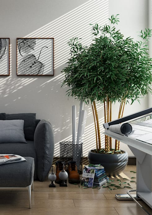 Misc.:  Ruang Keluarga by Revel
