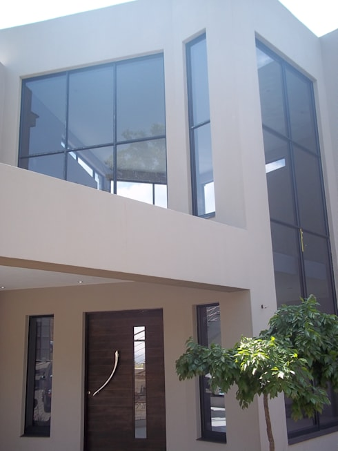Inso's Aluminium Windows:  Windows by Inso Architectural Solutions