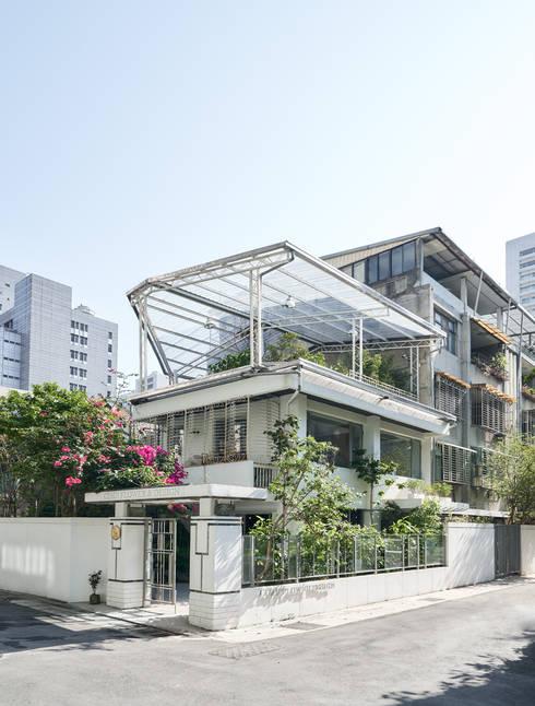 巧偶花藝˙設計  Ciao Flower Design :  商業空間 by 隱室設計 In situ interior design