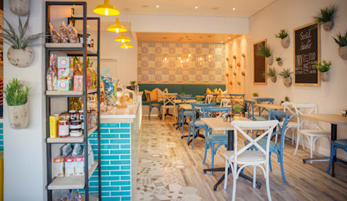 That Spot on 4th:  Gastronomy by Principia Design