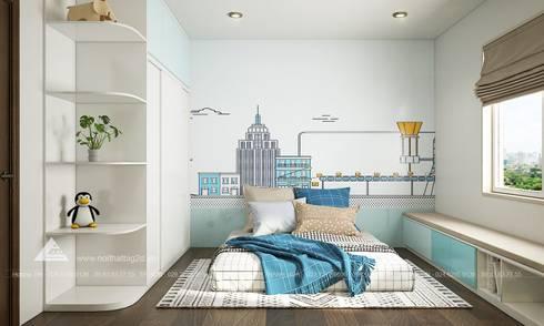 Tư vấn thiết kế, sản xuất & thi công nội thất:   by Công ty Cổ phần Big2D