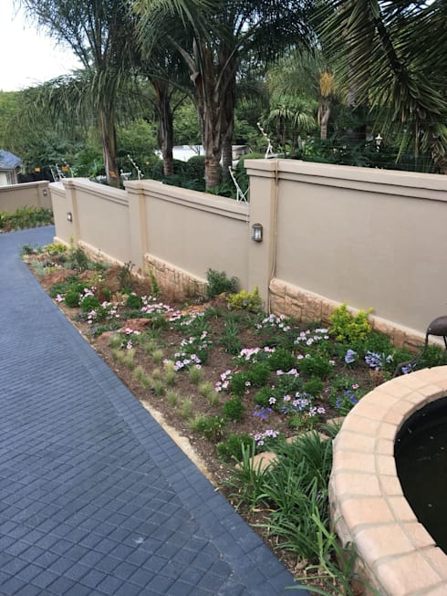 Northcliff : classic Garden by jacques3