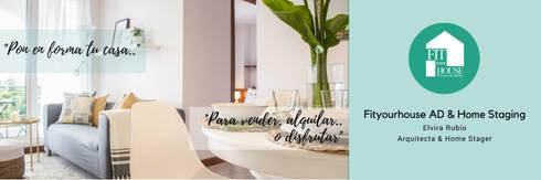 Nueva portada:  de estilo  por Fityourhouse AD & Home Staging