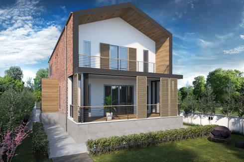 yücel partners – Villa Şimşek:  tarz Kır evi