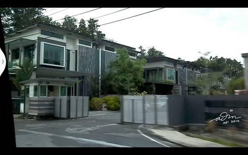classified residen:  Villa by arsitek adin