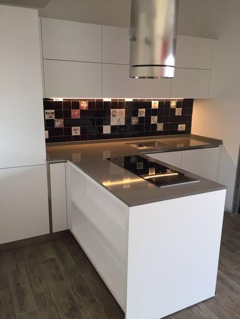 Realizzazione Cucine Moderne su Misura in Lombardia