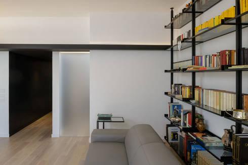 Soggiorno: Soggiorno in stile in stile Moderno di Patrizia Burato Architetto