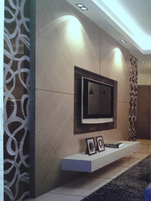 Project:  Living room by MAG Consultancy