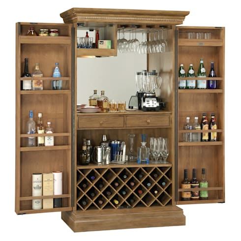 5 Major Benefits and Advantages of Having Home and Wine Bars: modern Wine cellar by Perfect Home Bars