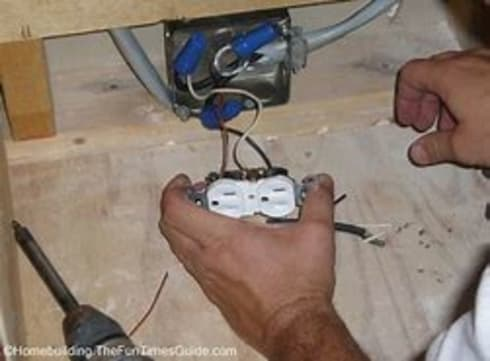 Appliance installation project:   by A24 7 FIX (PTY) LTD
