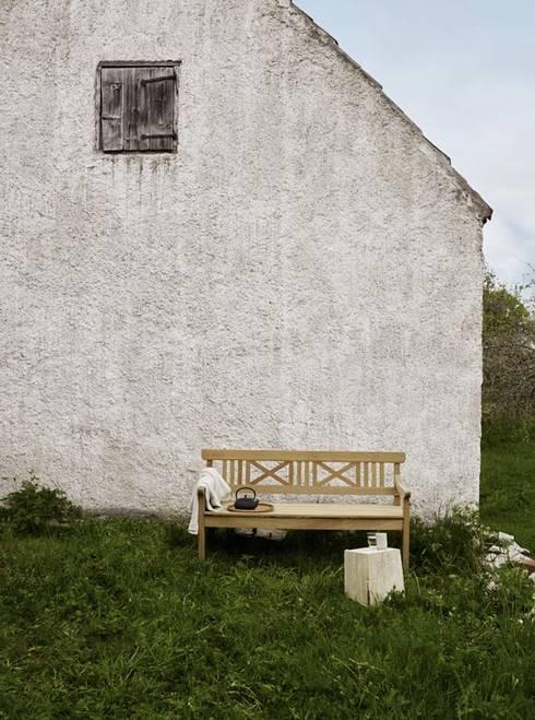 Garten- und Terassenmöbel aus Holz bei HolzDesignPur von ...