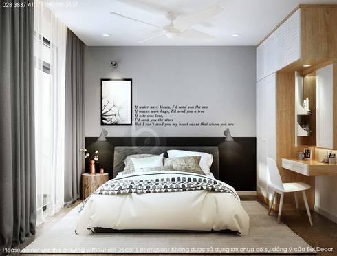 HO1820 MODERN SHOP HOUSE/ BEL DECOR:   by Bel Decor