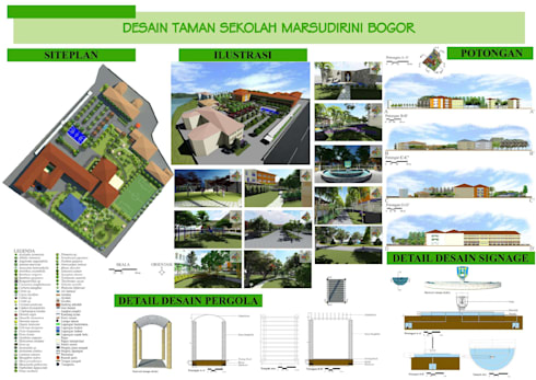 Schools by 1mm studio | Landscape Design