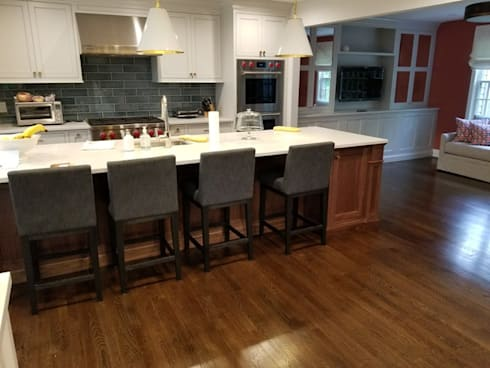 classic Kitchen by Shine Star Flooring