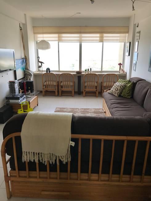 Sala: Salas/Recibidores de estilo moderno por RedecoraYa