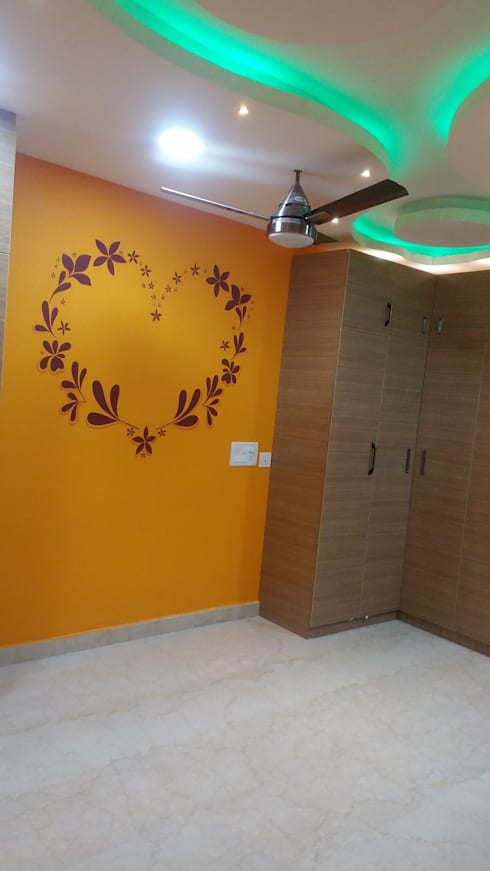 Wall Decor :   by Elcon Infrastructure