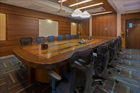 Conference Room:   by Elcon Infrastructure
