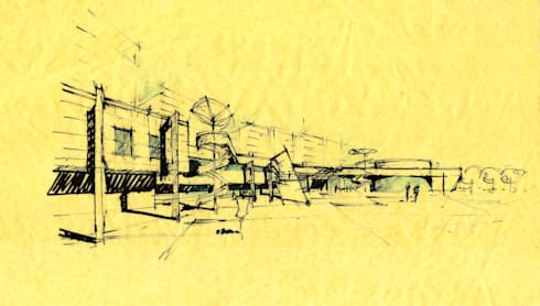 Sketches:   by Cham - Candelaria Inc.