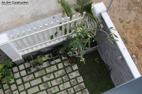 Mẫu nhà phố – Phạm Ngọc Toàn:   by CÔNG TY THIẾT KẾ XÂY DỰNG AN LĨNH