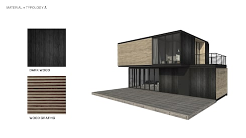 CONTAINER HOUSE:   by SECONDstudio