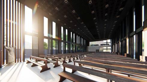 Saint Mary Church:   by Aeternite