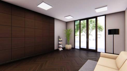 Sunter Office:   by Aeternite