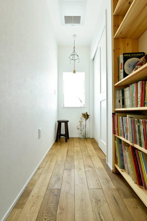 ほっこりひとやすみ: タイコーアーキテクトが手掛けた書斎です。