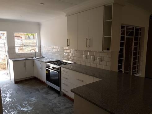 Renovation in Wilgers Pretoria:   by PTA Builders And Renovators