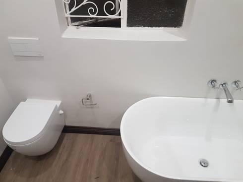 Residential renovation in Waterkloof Ridge:   by PTA Builders And Renovators