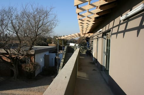 Home conversion to school:   by PTA Builders And Renovators