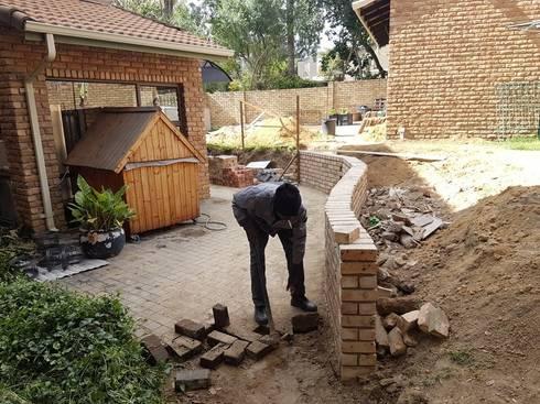 Paving Concrete Renovation Randpark Ridge Pretoria:   by PTA Builders And Renovators