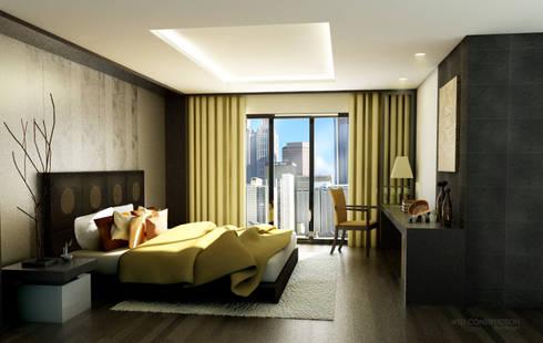 Condo Unit Renovation Makati City:   by esdesign2018