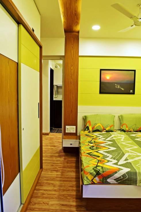 Project:  Bedroom by The D'zine Studio