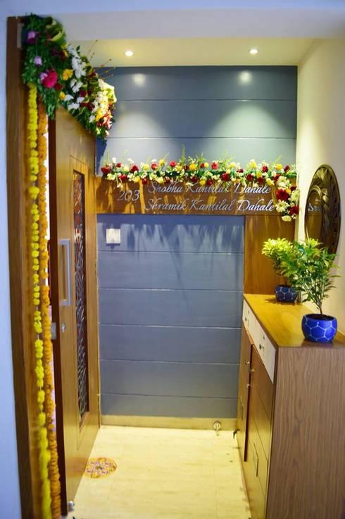 Project:  Corridor & hallway by The D'zine Studio