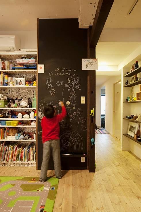 大人も子どもも元気にワクワク遊ぶ家: 株式会社スタイル工房が手掛けたです。