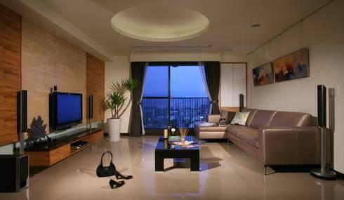 太子文化:   by 築采設計 - Leve Interior Architects