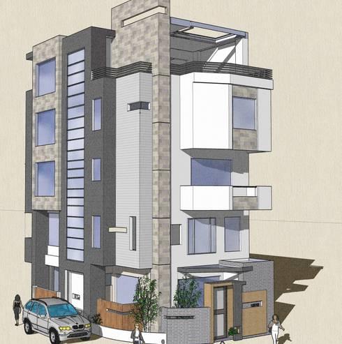 建築作品:   by 築采設計 - Leve Interior Architects