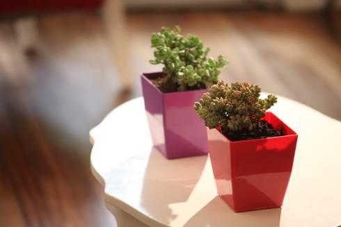 Matera small 12cm: Salones de estilo  por Viridis Productos Eco Amigables