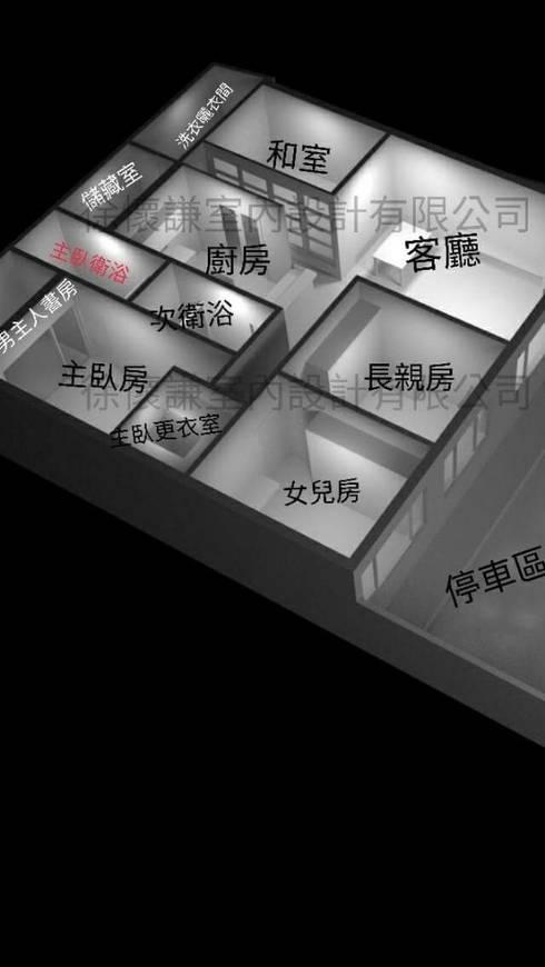 嘉義朴子T公館-自地自建/原地重建:   by 懷謙建設有限公司