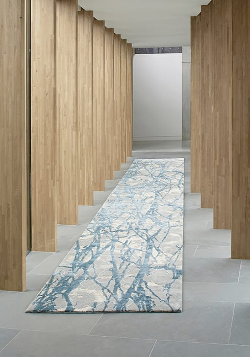WALL:  Walls & flooring by STEPEVI - Rug & Carpet Refined Luxury