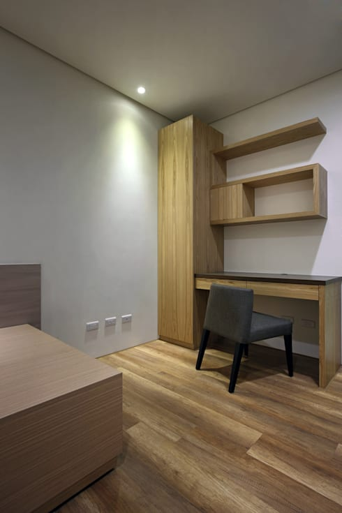 惠宇澄品:   by 築采設計 - Leve Interior Architects