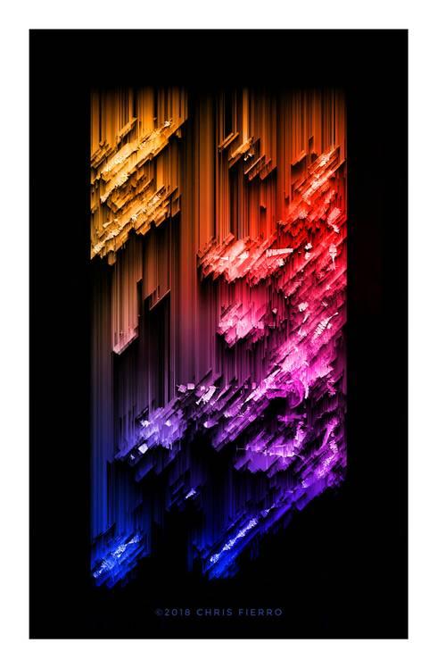 """""""Monolith"""": Arte de estilo  por Chris Fierro Arte Visual"""