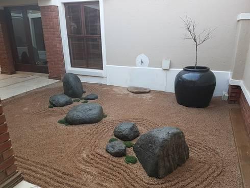 DREYER ZEN GARDEN: asian Garden by Japanese Garden Concepts