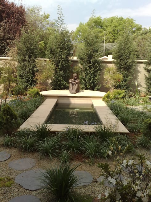 CHASKELSON: classic Garden by Japanese Garden Concepts