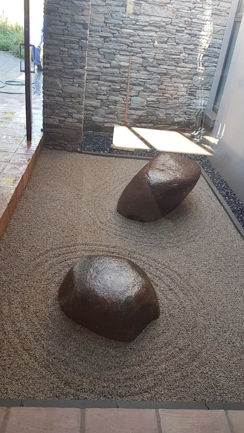 LOEWENTHAL: asian Garden by Japanese Garden Concepts