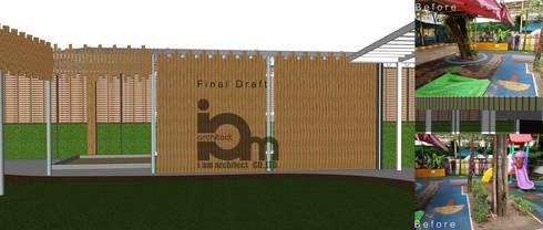 KIDS  ACADEMY   INTERNATIONAL  SCHOOL:  โรงเรียน by i am architect CO.,Ltd.
