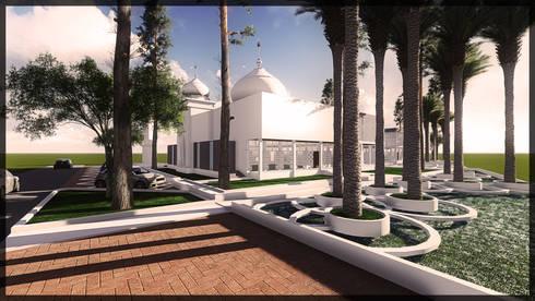 Masjid Kopo:   by SARAGA Studio Arsitektur
