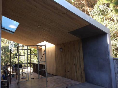 Patios & Decks by Manuel Herrera Vasz
