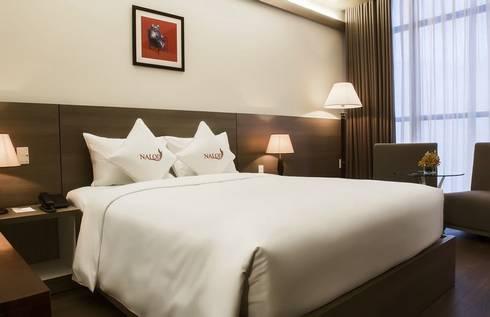 KHÁCH SẠN LA SIESTA CENTRAL:  Khách sạn by Công Ty TNHH KHÔNG GIAN MỚI